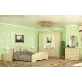 Спальня Меблі-Сервіс Бароко 5Д береза