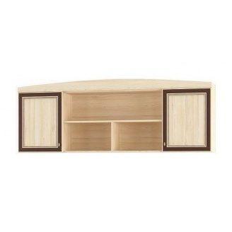 Надставка для стола Мебель-Сервіс Дісней 2Д 2056х296х750 мм дуб світлий