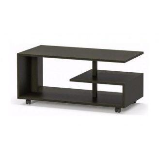 Стол журнальный Мебель-Сервис Турин 482х1190х592 мм венге