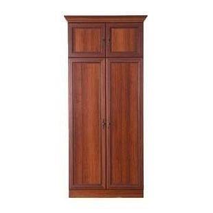 Шкаф для одежды БМФ Виктор Ш-1328 980х2130х565 мм орех Италия