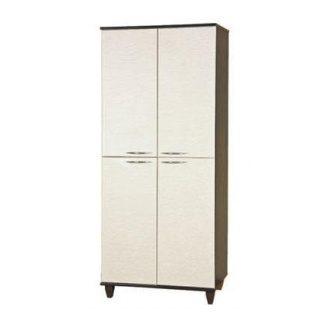 Шкаф БМФ Спектр Ш-1474 800х1900х520 мм для одежды и белья светлый венге