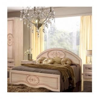 Кровать Мастер Форм Василиса 1470х2040х545 мм береза