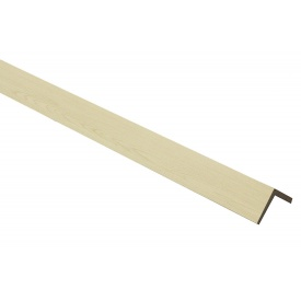 Угол гибкий Дуб сицилия 45x3,2 мм
