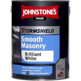Фасадная краска Johnstones Stormshield Smooth Masonry Deep 4,62 л