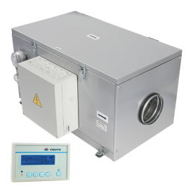 Припливна установка ВЕНТС ВПА 250-3,6-3 LCD 990 м3/год 487х513х835 мм