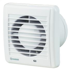 Вентилятор Blauberg Aero Still 100 енергозберігаючий 84 м3/год 144х122 мм білий