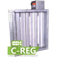 C-REG клапан воздушный унифицированный канальный