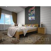 Дерев'яне ліжко ТИС Ізабелла 3 сосна 160х200