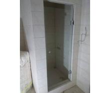 Душові двері скляні Студія гартованого скла 1800x800 мм