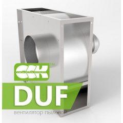 DUF вентиляторы пылевые