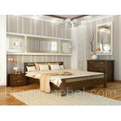 Дерев'яне ліжко ТИС Афіна