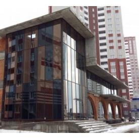 Скління фасадів будівель