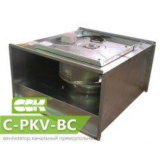 C-PKV-BC вентилятор канальный прямоугольный