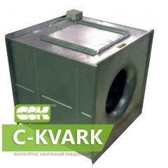 C-KVARK канальный вентилятор радиальный квадратный