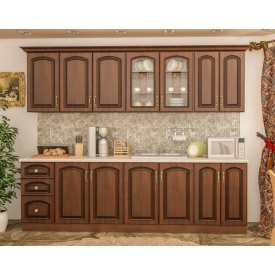 Кухня Меблі-Сервіс Жасмин 2 м вишня