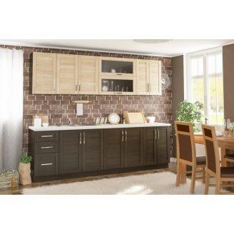 Кухня Мебель-Сервис Гамма 2 м рамка