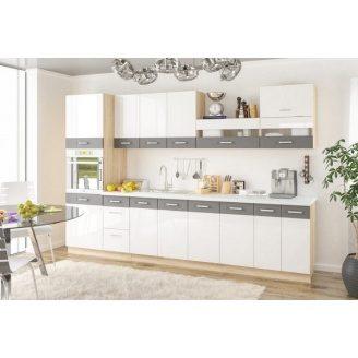 Кухня Мебель-Сервис Глобал 2 м белая