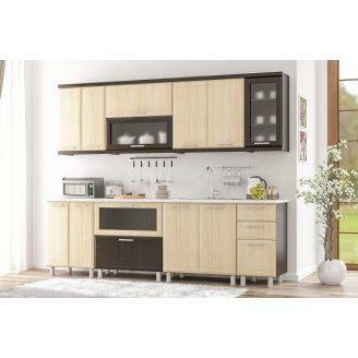 Кухня Мебель-Сервис Терра плюс 2 м венге