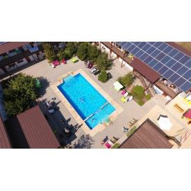 Будівництво басейнів з оптимальної технології Swimpool Service