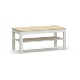 Стол журнальный Мадрид Мебель-Сервис 110х50х50 дуб санома