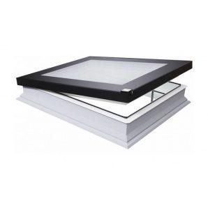 Вікно для плоского даху FAKRO DEF DU6 60x60 см