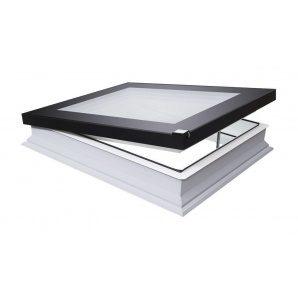 Вікно для плоского даху FAKRO DEF DU8 60x60 см