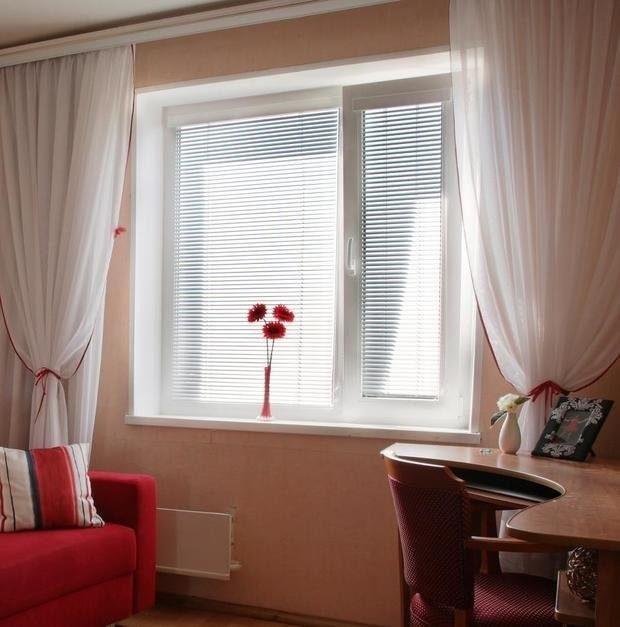 Фотография: Детская в стиле Современный, Квартира, Декор, Советы, как выбрать жалюзи, жалюзи на окна – фото на InMyRoom.ru