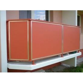 Цементно-стружечная плита 3200х1200х12мм для изготовления заборов и ограждений