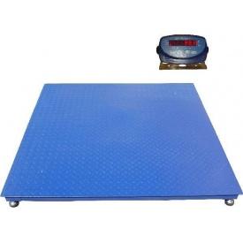 Весы платформенные 1000 кг