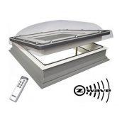 Окно для плоских крыш FAKRO DEC-C U8 60х60 см