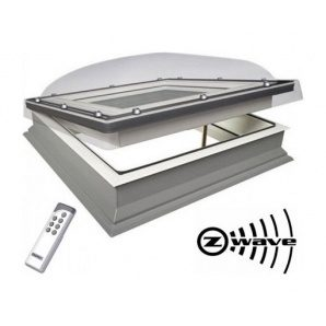 Вікно для плоских дахів FAKRO DEC-C U8 60х60 см