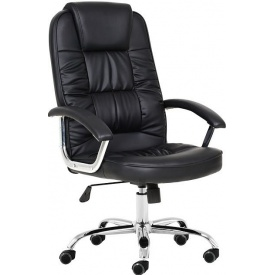 Офисное кресло Richman Bonus 1130х530х500 мм черное