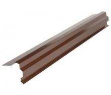 Планка торцева №1 RAUNI 0,5 мм 2000 мм MAT Polyester (Корея)