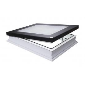 Окно для плоской крыши FAKRO DEF DU8 90x90 см