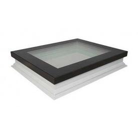 Окно для плоской крыши FAKRO DXF DU8 70x70 см