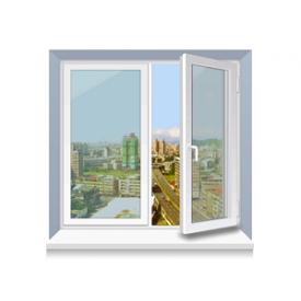 Металопластикове вікно WDS стандартне 1300x1400 мм