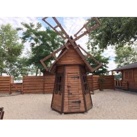 Мельница деревянная 1,5 м