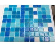 Мозаїка, скляна, Stella di Mare R-MOS B1131323335 мікс 5 на папері 327х327 мм