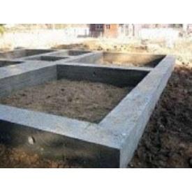 Цементно-стружечная плита 3200х1200х16 мм для фундамента с использованием несъемной опалубки