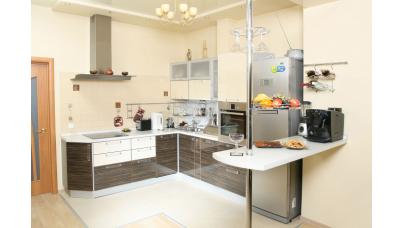 Барна стійка для кухні своїми руками: покрокова інструкція