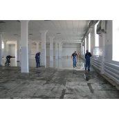 Обслуживание и ремонт бетонного промышленного пола