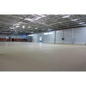 Пристрій бетонної підлоги складського приміщення