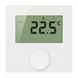 Термостат Kermi x-net настінний з LCD-дисплеєм 230 В 86х86х31 мм білий