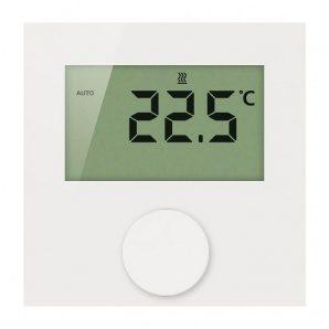 Термостат Kermi x-net настенный с LCD-дисплеем 230 В 86х86х31 мм белый