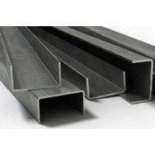 Швеллер стальной холоднокатаный 80х40х2,5 мм