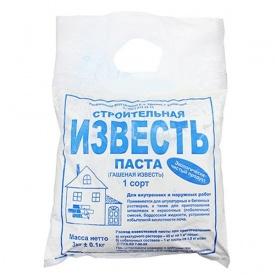 Известковая паста 3 кг