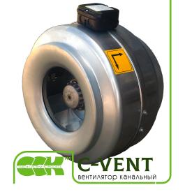 Вентилятор для круглых каналов C-VENT-200А