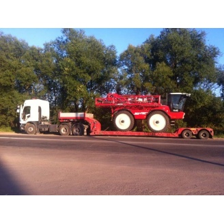 Перевезення сільськогосподарської техніки