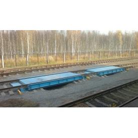 Железнодорожные весы 7 м