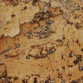 Настенная пробка Wicanders Dekwall Roots Fiord Natural 600х300х3 мм